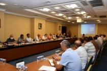 İl MEM'den Değerlendirme Toplantısı