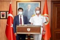 Sahil Güvenlik Komutanlığı ile iş birliği temeli atıldı
