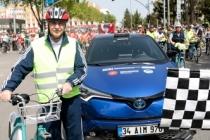 Sakarya'yı bisiklette marka yapacak proje hız kazandı
