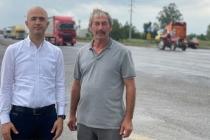 Serbes: 'Büyükesence Kavşağı'na acilen sinyalizasyon sistemi kurulmalı'