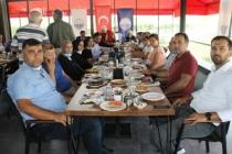 Yeni Dünya Vakfı tanışma toplantısıyla basın ile bir araya geldi