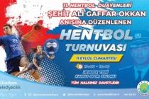 Şehit A.Gaffar Okkan anısına anlamlı turnuva