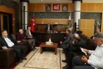 Serdivan Muhtarlarından Başkan Alemdar'a Ziyaret