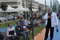 Türkeş parkı Yenimahalle'ye Hareket kattı