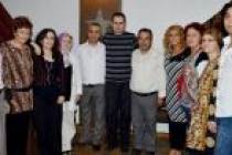 Akif Yener'e sürpriz doğum günü