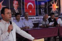 Kocaali Ak Parti Temmuz Ayı İlçe Danışma Meclisini Düzenledi