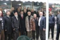 Milletvekili Ayhan Sefer Üstün Kocaali İlçesini Ziyaret Etti
