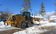 Karla mücadele çalışmalarımız aralıksız devam edecek