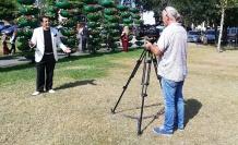 Ozan Aydın Pala ilk klipini çekiyor