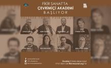 Serdivan Fikir Sanat'ta Çevirimiçi Akademi Başlıyor