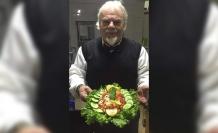 Şef Garson Vedat İkiz'in vefatından yarım saat önce çekilen son fotoğrafı