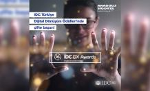 Anadolu Sigorta'ya IDC Türkiye'den 2 Ayrı Dijital Dönüşüm Ödülü