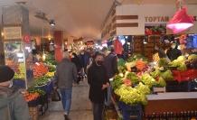 Katlı Pazaryeri Alışveriş Merkezi'nde tedbirler hat safhada