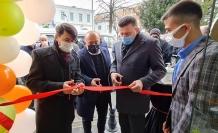Başkan Özen, Ariş Baharatın Açılışını Gerçekleştirdi