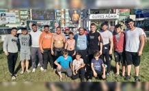 22. Kumluca Yağlı Güreşlerinde Altın Madalya Sakarya'dan