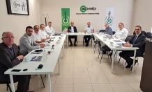 DOMİOSB, Dilovası İMES OSB yöneticilerini ağırladı