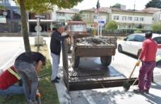 Karasu Belediyesi İlçe Genelinde Mazgal Temizlik Çalışmalarına Devam Ediyor