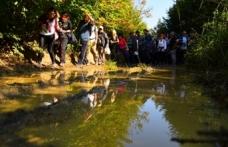 Doğa yürüyüşleri Akçay ile Nuruosmaniye'de sürdü