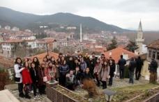 Erasmus öğrencileri şehrin güneyini keşfetti