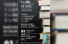Liseliler Arası Şiir Yarışması Başlıyor!