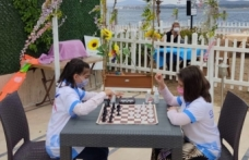 """""""Sokakta satranç var"""" projesi̇ne i̇lgi̇ büyük"""