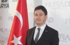 MÜSİAD Başkanı İsmail Filizfidanoğlu'ndan 29 Ekim Mesajı