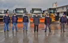 Karasu Belediyesi Kış Hazırlıklarını Tamamladı