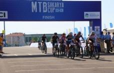 Nefes kesen MTB Cup heyecanı Ayçiçeği Bisiklet Vadisi'nde start aldı