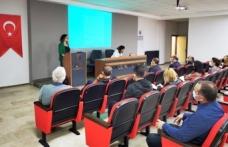 'Spor Araştırmaları' için çalıştay düzenlendi