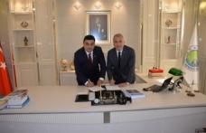 Kentsel Tesis Yönetim derneği ile protokol imzalandı