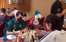 Satranç'ta Büyükşehirli genç sporcudan büyük başarı
