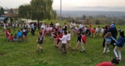 15 Temmuz Camili'de 4700 fidan, toprakla buluştu