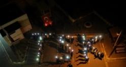 Sakarya Gençlik ve Spor İl Müdürlüğü Mehmetçiğe destek veriyor