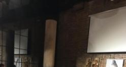 Ressam Aysun Meriç sergi açılışları