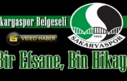 TRT'den Sakaryaspor Belgeseli