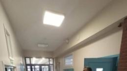 Sakarya'da Okullar Koronovirüs tehdidine karşı dezenfekte edildi.