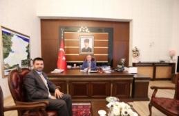 Pamukova Belediye Başkanından Vali Nayir'e Ziyaret