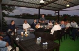 Başkan Sarı, 5 Aylık Değerlendirme Toplantısı Yaptı