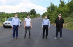 Kocaali'de asfalt seferberliği