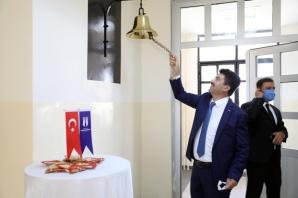 Denizcilik MYO törenle açıldı