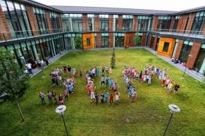 10 bini aşkın öğrenci SGM'ler ve Macera Park'ta buluştu