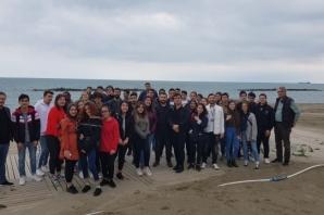 Turizm öğrencilerine yönelik tanıtım gezileri başladı