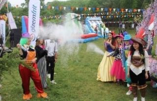 20 Mayıs'ta Karasu'da Çocuklar için Dev...