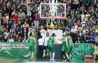 Basketbolda da şampiyonluk gelecek