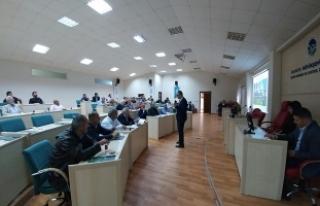 Harfiyatçılara bilgilendirme toplantısı
