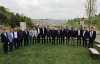 MÜSİAD Serdivan'da üyeleriyle buluştu