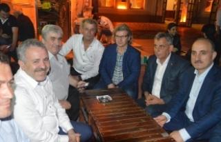 AK Parti Milletvekili Dişli, Vatandaşların Sorunlarını...