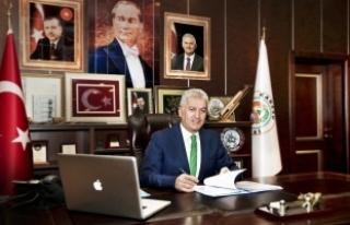 Başkan İspiroğlu, 24 Temmuz Basın Bayramını...