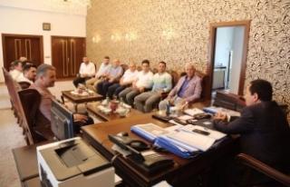 Karasu Belediyesi'nden Balkanlıoğlu'na...