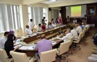 Karasu Belediyesi Temmuz Ayı Meclis Toplantısı...